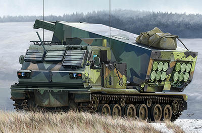 M270/A1 Multiple Launch Rocket System - Norway - 1