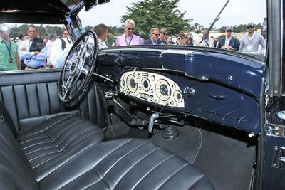 Armored Cabrio for Reichskanzler 770K - 1