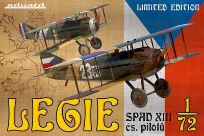 Legie SPAD XIII čs. pilotů