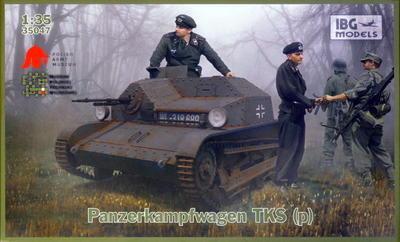 Panzerkampfwagen TKS (p)