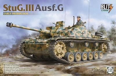 StuG III Ausf G Early Production