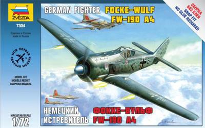 Fw-190 A4