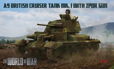 A9 British Cruiser Tank
