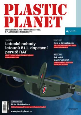 Plastic Planet 2021/4 - časopis