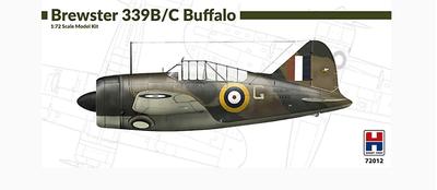 Brewster 339B/C Buffalo