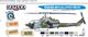 US Marine Corps Helicopters Paint Set, sasa barev - 1/2