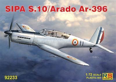 Sipa S.10/Arado Ar-396 - 1