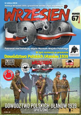 Dowództwo Ułanów 1939 Spieszone - 1