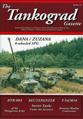 Dana / Zuzana 8-wheeled SPG - The Tankograd Gazette 15 - 1