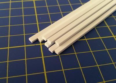 Strips 2 x 3,2 mm 8ks