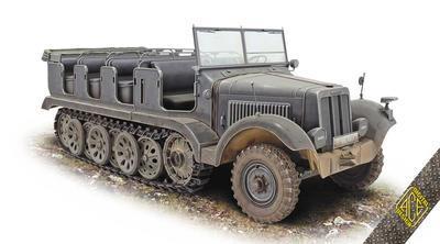 Zugkraftwagen 5t. Sdkfz.6 Pionier - 1