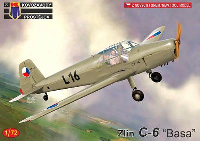 """Zlin C-6 """"Basa"""""""