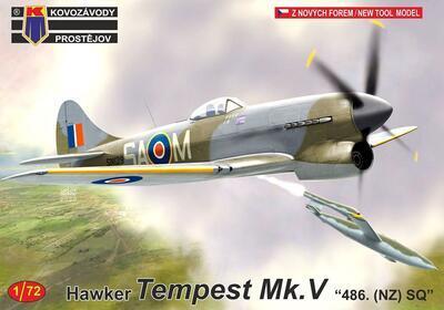 Hawker Tempest Mk.V 486(NZ) Sq
