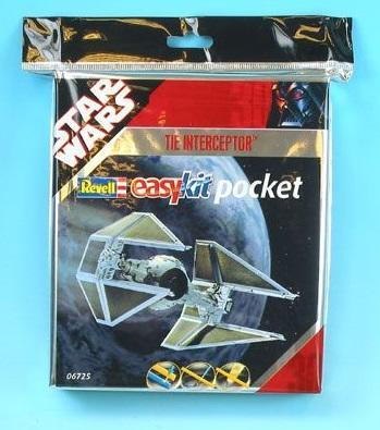 Tie Interceptor Star Wars - Easy Kit Pocket SW