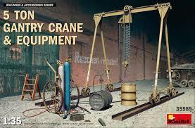 5 ton Gantry Crane & Equipment