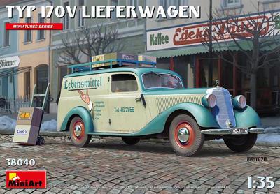 TYP 170V Lieferwagen - 1
