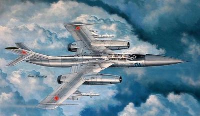 Russian Yak -28P Firebar  - 1
