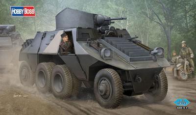 M35 Mittlere Pzwg ADZ Daimler