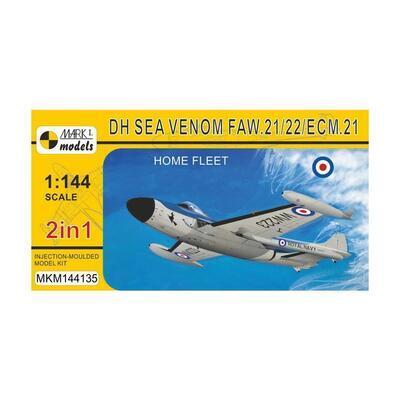 Sea Venom FAW.21/22 /ECM.21 Home Fleet (2in1)