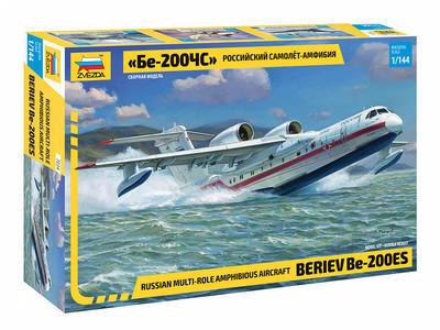 Beriev BE -200ES Russian Multi-Role Amphibious Aircraft - 1