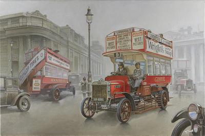 British Bus Type B Bus LGOC