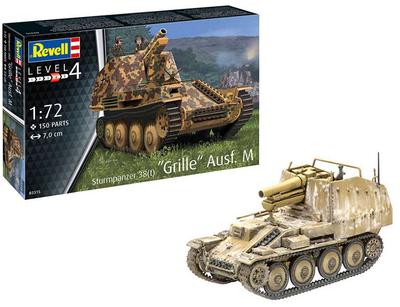 Sturmpanzer 38(t) Grille Ausf. M - 1