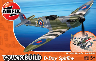 Quickbuild D-Day Spitfire - 1