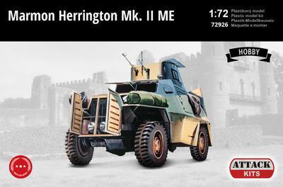 Marmon Herrington Mk.II ME  (Hobby Line 03) - 1