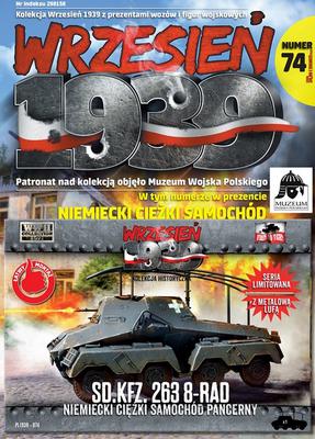 SD.KFZ. 253 8-RAD - německý těžký pancéřovaný automobil