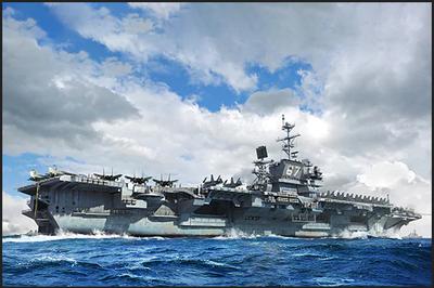 USS John F. Kennedy CV-67