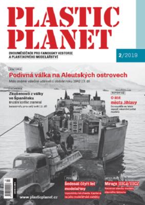 Plastic Planet 2019/2 - časopis