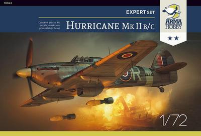 Hurricane Mk II b/c Expert Set - 1