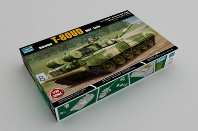 Russian T-80UD MBT - Early