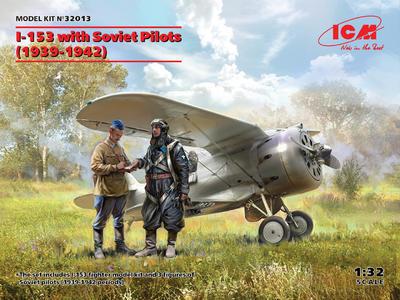 I-153 with Soviet Pilots (1939-1942) - 1