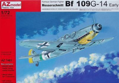 Messerschmitt Bf- 109G- 14 Early