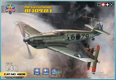 Messerschmitt Bf.109 D-1 - 1