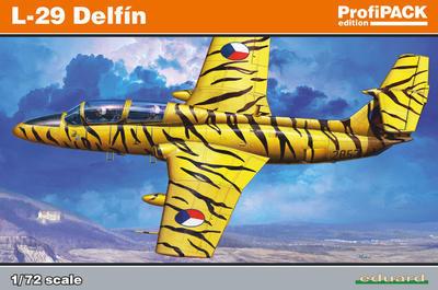 L-29 Delfín 1/72  - 1