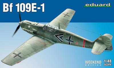 Bf 109E-1 Weeekend Edition