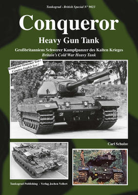 Conqueror Heavy Gun Tank Britain's Cold War Heavy Tank  - 1