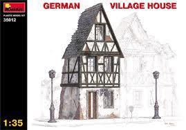 German Village House