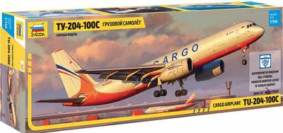 Cargo Airplane TU-204-100C - 1