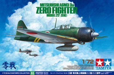 A6M3/3y Zero model 22 (Zeke)