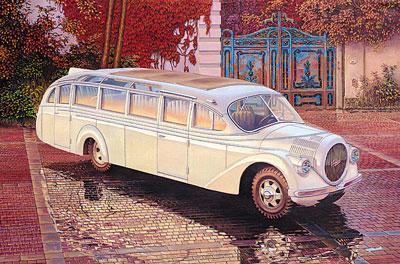 Opel Blitzbus Ludewig Aero (1937)