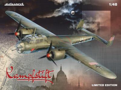 Kampfstift 1/48 1939-42 DO 17Z Limited Edition  - 1