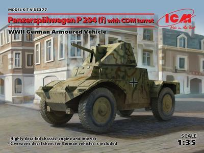 Panzerspähwagen P204(f) w/CDM