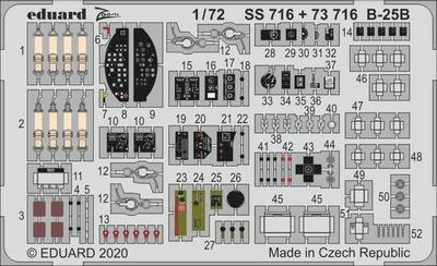 B-25B 1/72  lept