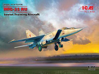 MiG-25 RU, Soviet Training Aircraft - 1