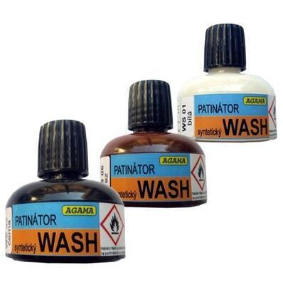 Patinátor Wash WS 05 hnědá