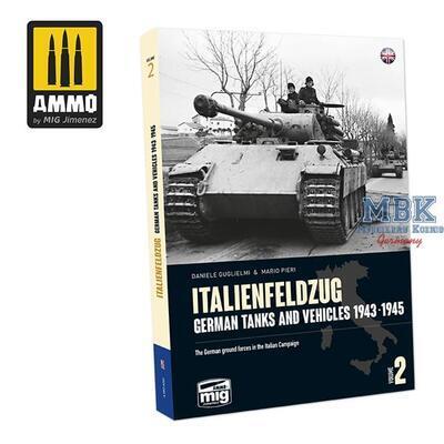 ITALIENFELDZUG - TANKS AND VEHICLES 1943-45 #2 - 1