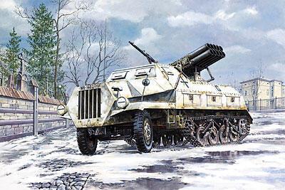 Sd.Kfz. 4/1 (15 cm) Panzerwerfer 42